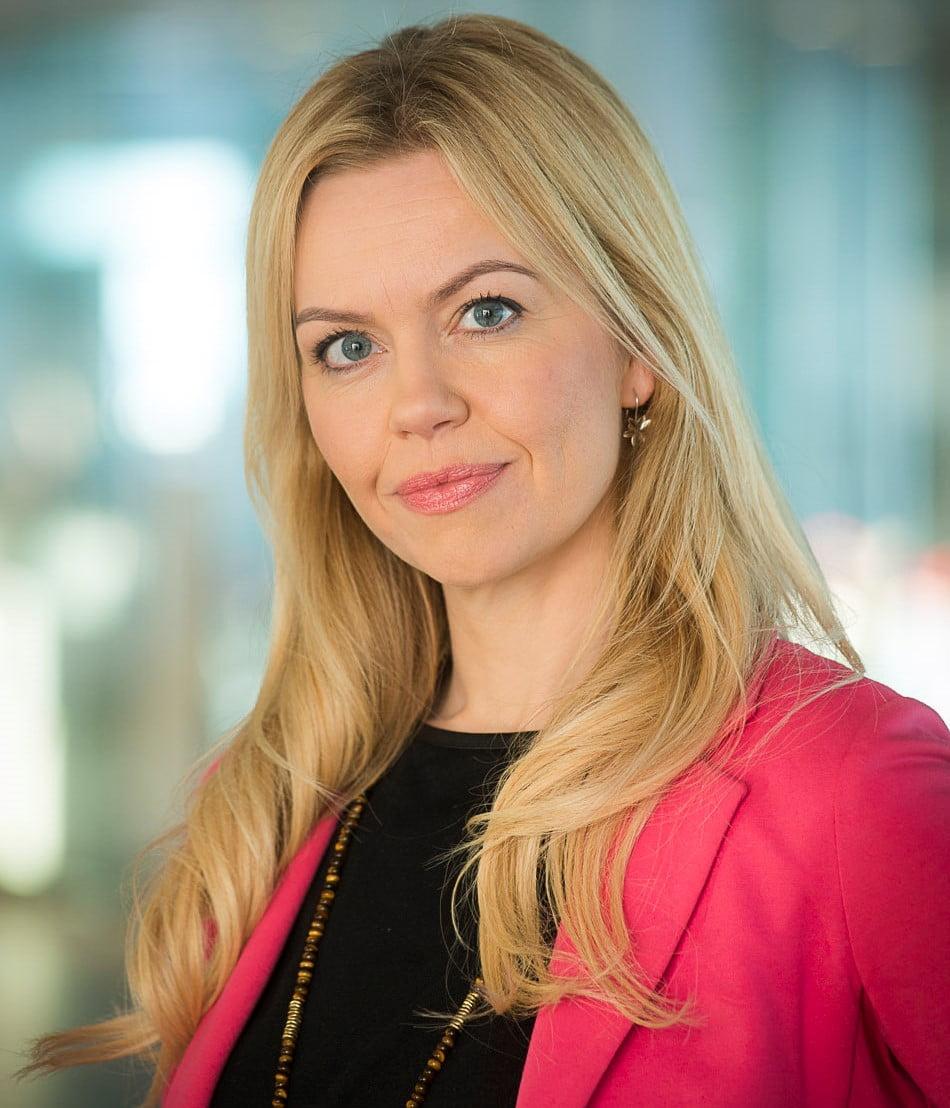 Ásdís Ýr Pétursdóttir
