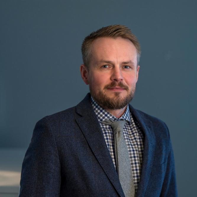 Benedikt S. Benediktsson, lögfræðingur SAF