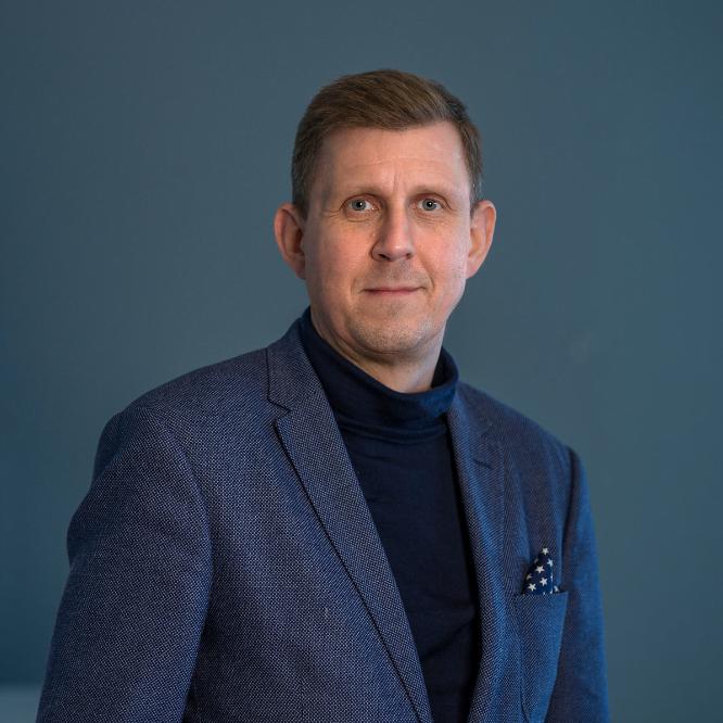 Gunnar Valur Sveinsson, verkefnastjóri SAF