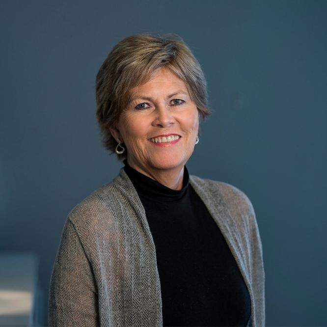 María Guðmunsdóttir, fræðslustjóri SAF