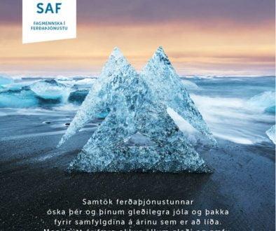 Jólakveðja SAF 2019