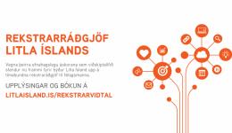 Rekstrarráðgjöf Litla Íslands í boði fyrir félagsmenn SAF