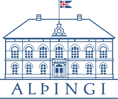 Althingi logo